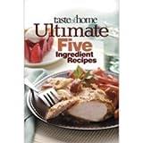 Ultimate Five Ingredient Recipes, Krista Lanphier, 0898215528