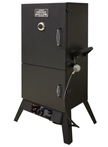 (Smoke Hollow 38202G  38-Inch 2-Door Propane Gas Smoker)