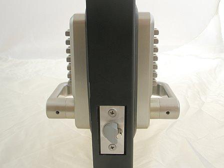 2835MGDC Mechanical, Keyless Lever Lock