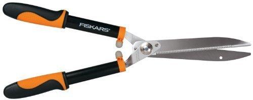 046561491819 - Fiskars Hedge Shears Coating, Rust Free, Self-Sharpening, Serrated carousel main 0