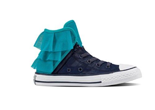 Converse Youth/tween All Star Block Party Sneaker (1 Little Kid M')