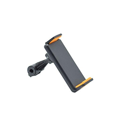 sara-u 360˚ Rotating Car Back Seat Headrest Mount Holder Stand for GPS Tablet 4