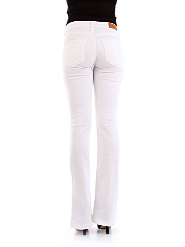 Heach Bianco Jeans Cotone Donna Pgp18930jebianco Silvian zA4q74