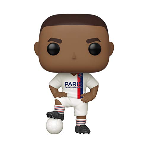 Funko Pop! Figura De Vinil Football PSG - Kylian Mbappe (Third Kit)