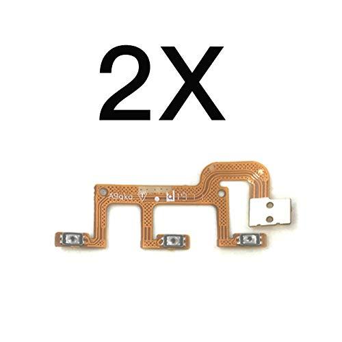 Cable Flex Boton Volumen para Motorola Moto One Action XT201