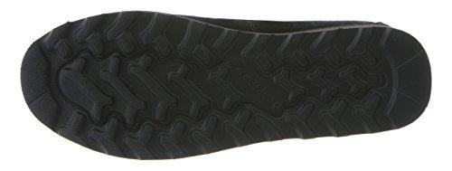 Winter Womens Boot Bearpaw Black Krista II Size 11M Z7wt41qItn