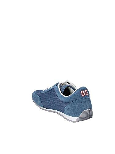 Corporate Basse Runner Material Mehrfarbig Ginnastica Blau da Hilfiger Uomo Scarpe Mix Tommy 5a8SAq5