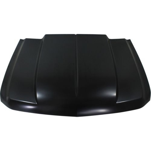 (Perfect Fit Group REPC130149 - Silverado P/U Steel Cowl Hood, Cowl Induction, Primered Finish, New Body Style)