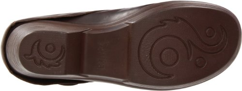 Nikolette Clog Women's Sanita Brown Dark 6FxEHqwp