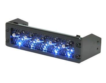 Lamptron Fan-Atic 3-Way Switch Baybus (12V, 7V, OFF), 60W Per Channel - Rheobus Fan