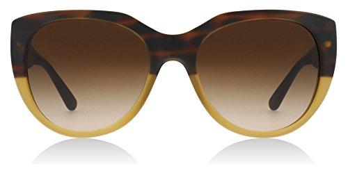 DKNY DY4149 374513 Amber/Horn DY4149 Cats Eyes Sunglasses Lens Category 3 ()