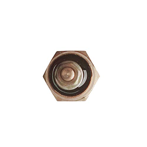 FridayParts Water Temperature Sensor 4257129 for Hitachi Excavator EX60-2 EX60-3 EX100-2 EX120-2 EX120-5 EX200-2 EX200-3 EX220-2 EX220-3