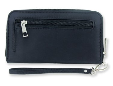 Rfid Wristlet Black Protection Excursion with Wallet ScanSafe Twq08Rx