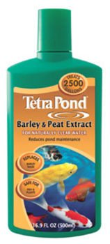 Fish & Aquatic Supplies Barley&Peat Extrct 16.9Oz/500Ml