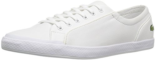 Lacoste Women's Lancelle Bl 1 Shoe, White, 7 M US
