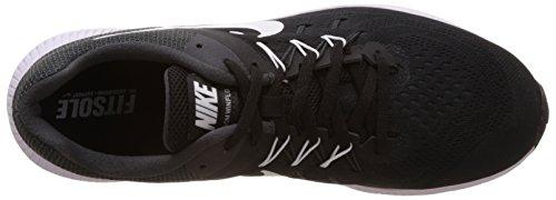 Nike Menns Zoome Winflo 2 Løpesko Svart / Hvitt-antrasitt