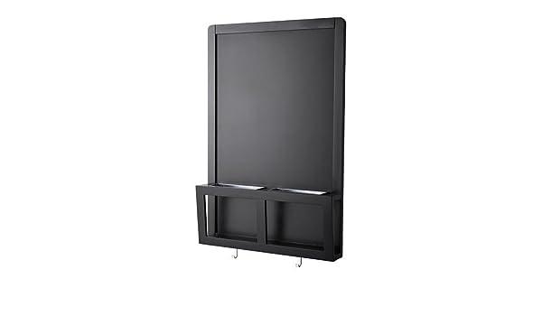 IKEA LUNS - Redacción / tablero magnético, negro - 48x71 cm: Amazon ...
