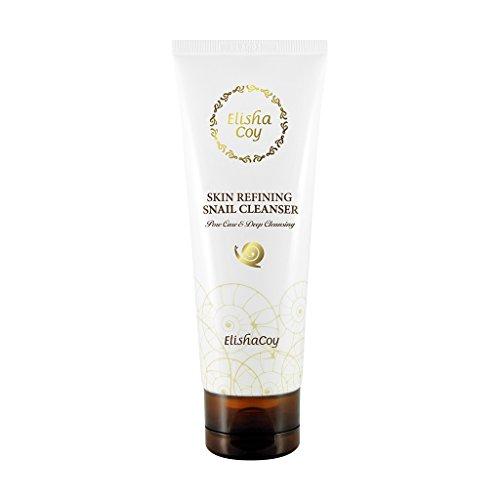 ElishaCoy Skin Refreshing Snail Cleanser