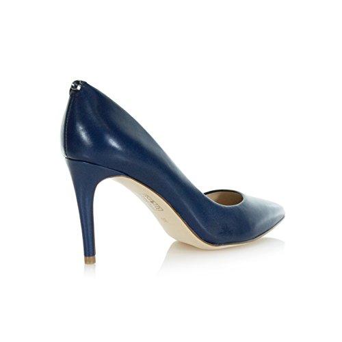 Guess , Escarpins pour femme bleu bleu