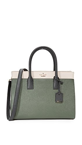 Kate Spade New York Women's Cameron Street Candace Satchel, Evergreen, One Size by Kate Spade New York