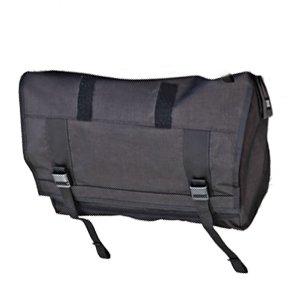 MISSIONWORKSHOP(ミッションワークショップ) メッセンジャーバッグ VX Messenger Bags AP Series The Rummy Black B0072ZQBKO