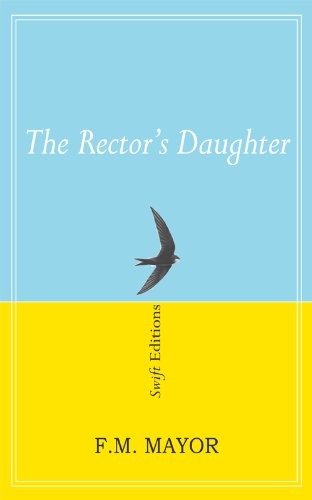 book cover of The Rector\'s Daughter