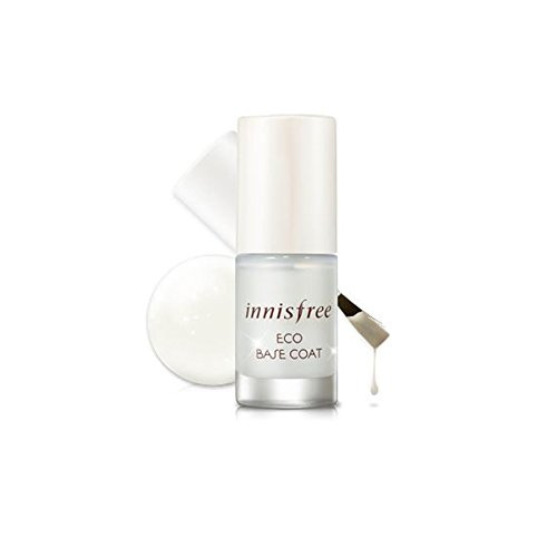 [Innisfree] Eco Nail Base Coat 6ml (Color Innisfree Nail)