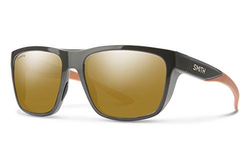 Smith Barra Chroma Pop Polarized Sunglasses, Gravity Copper ()