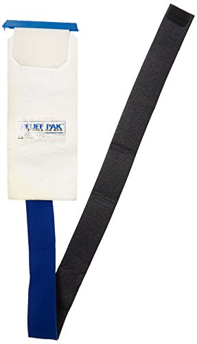 Relief Pak 11-1241 Insulated Ice Bag with Foam Belt and V...