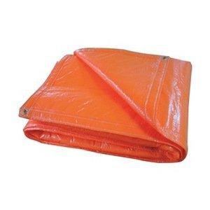 Industrial Grade 5WUE9 Tarp, Insulated Tarp, Polyethylene, 12x20Ft