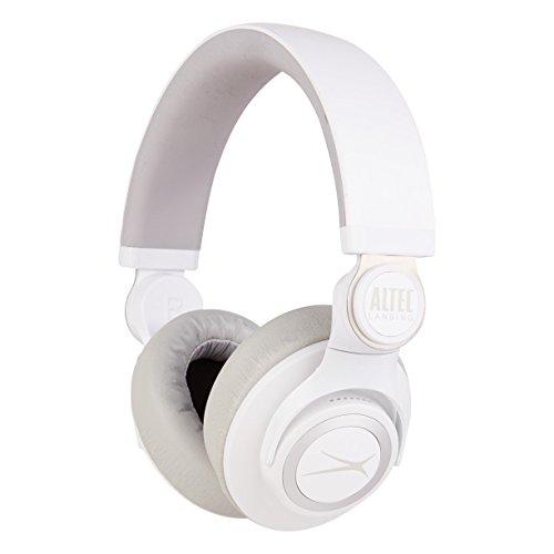 Altec Lansing Mzx756 White Kickback Headphones  White
