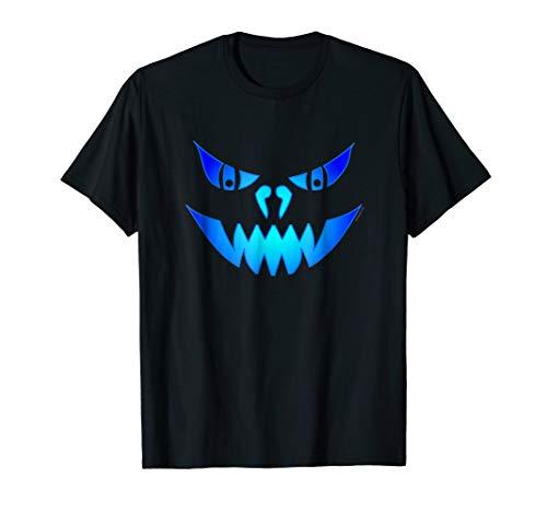 Mens Electro Jack O Lantern Halloween Tshirt by 4Keeps Gifts 3XL Black -
