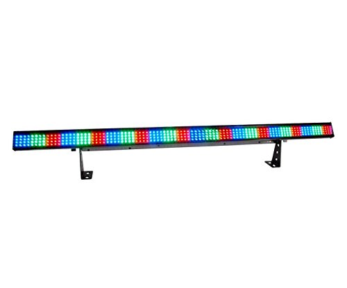 (2) NEW! Chauvet COLORSTRIP 4 Ch DMX LED RGB DJ Stage Novely Light Color Strips