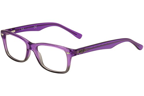 Optical frame Ray Ban Acetate Purple - Grey (RY1531 - Glass Ray Sizes Ban