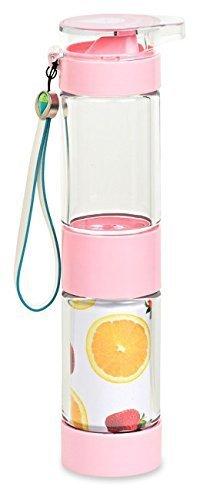 Define Bottle Sport Flip Top   17 Ounces   Pink