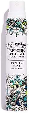 Poo Pourri Before You Go Toilet Travel Vanilla