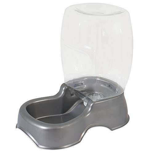 (Petmate Pet Cafe Waterer Cat and Dog Water Dispenser 4 Sizes - 24406)