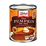 Libby's Pumpkin Pie Mix (Case of 12)