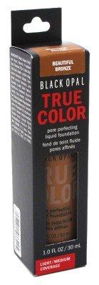 Black Opal True Color Liquid Foundation Beautiful Bronze 1oz (3 Pack)
