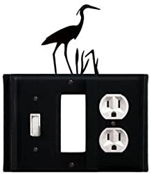 Egso-133 Loon Gfi Switch Outlet Electric Cover