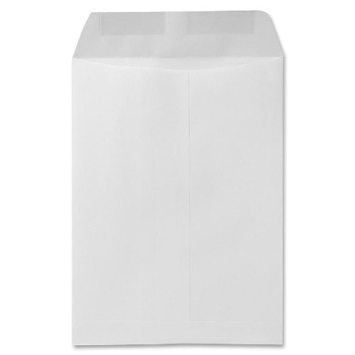 Sparco Catalog Envelope, Plain, 24lbs., 7-1/2 x 10-1/2 Inches, 500 per Box, White (SPR09823) by Sparco