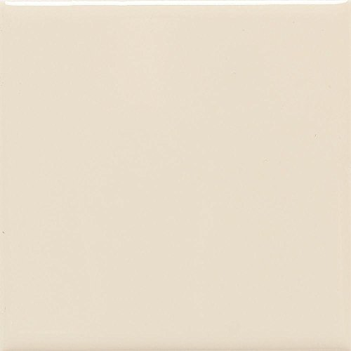 Semi-Gloss Almond 6 in. x 6 in. Ceramic Wall Tile (12.5 sq. ft. / - Daltile Tile Wall