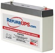 6V9A Replacement Battery