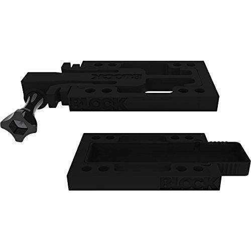 Block Riser Gostash Combo Risers Kit Black (Connect a Light Camera to your Skateboard)
