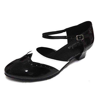 Misteriosa directa @ Rock N Roll de la mujer zapatos zapatos de baile talón más colores, blanco, US7.5 / EU38 / UK5.5 / CN38 blanco