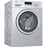 Bosch 1200 RPM Fully Automatic Front Loading Washing Machine - 7 Kg (WAK24269IN, Silver)