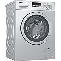 Bosch 7 kg Fully Automatic Front Loading Washing Machine (WAK24269IN, Silver)
