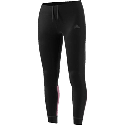 Donna The T Own Run Black shirt Pink Adidas true 5Xwaq6twx