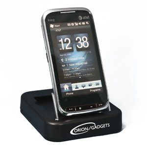 OrionGadgets USB Sync & Charge Cradle  for AT&T HTC Tilt 2