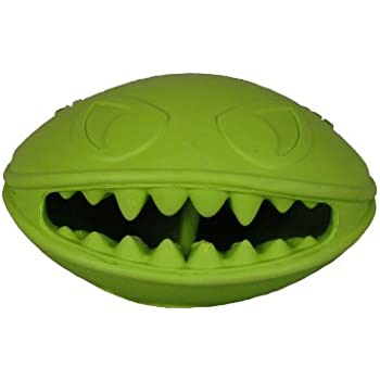 Jolly Pets 4-inch Monster Mouth, Green